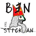 Sinterklaas Ben the Stickman