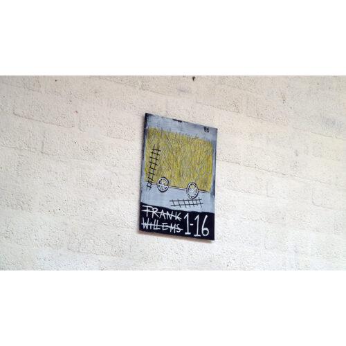 JÉBÉ B1 01 - Frank Willems