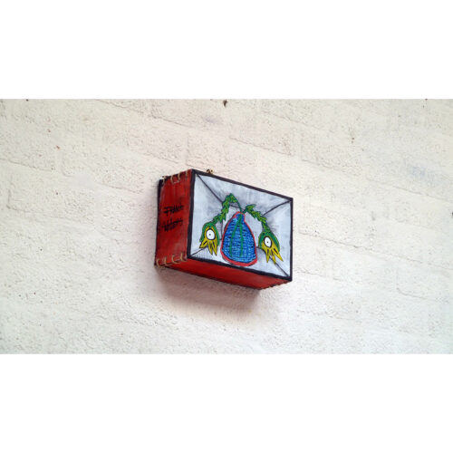 BOX (05) 'FLOWERS' 01 - Frank Willems