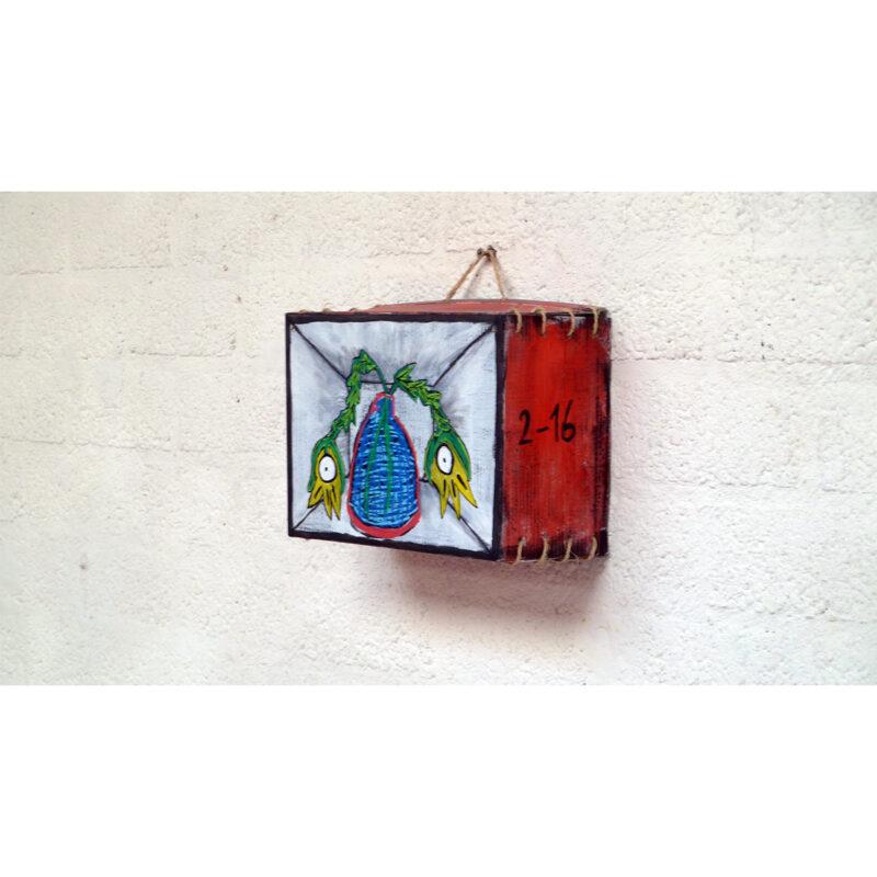 BOX (05) 'FLOWERS' 03 - Frank Willems