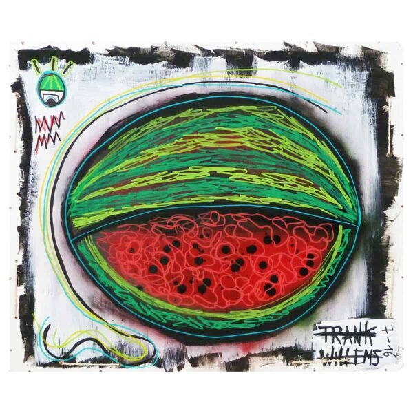 WATERMELONEYE - Frank Willems