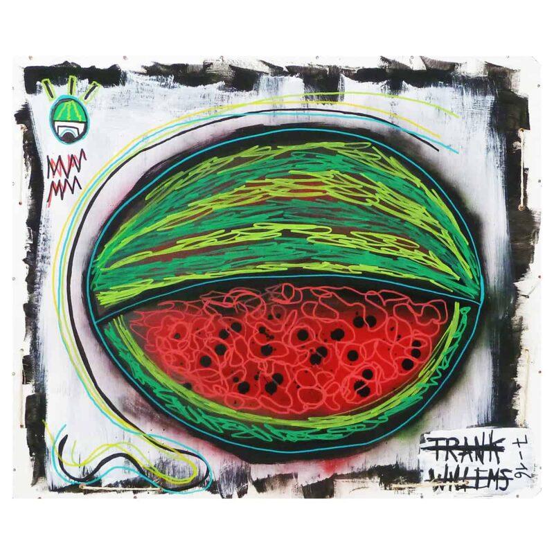 WATERMELONEYE - Frank Willems