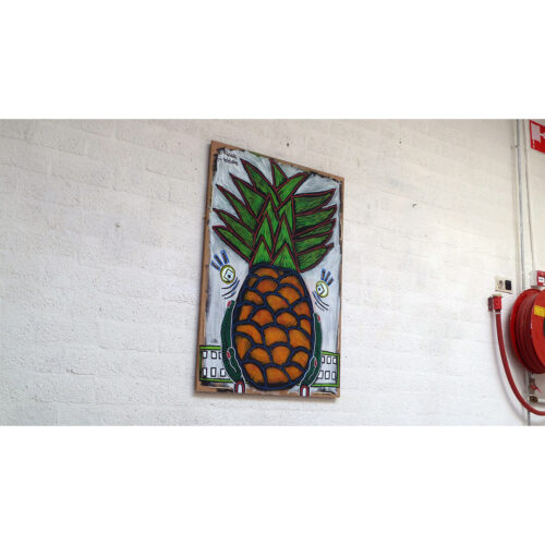 YUMMY PINEAPPLE 01 - Frank Willems