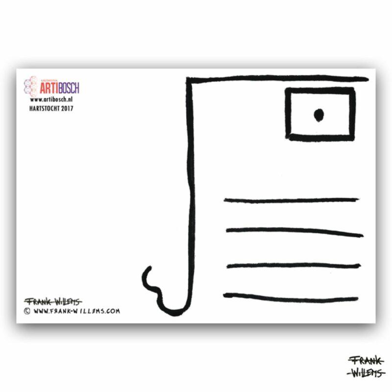 ART CARD ///  HARTSTOCHT