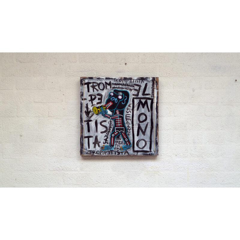 EL MONO TROMPETISTA 01 - Frank Willems
