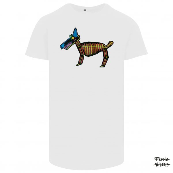 T-shirt CHIHUAHUA wht 17 - Frank Willems