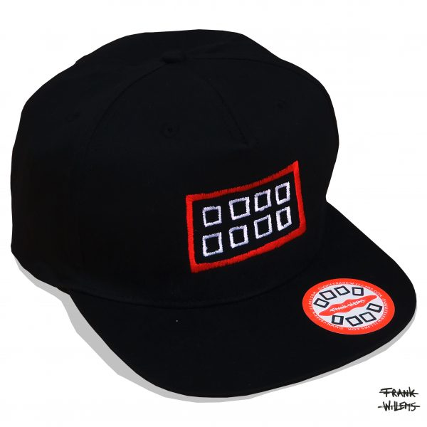 Cap - BAKKES blk 01 - Frank Willems