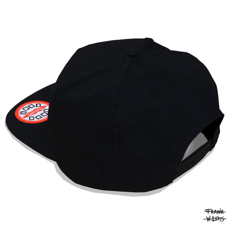 Cap - BAKKES blk 02 - Frank Willems