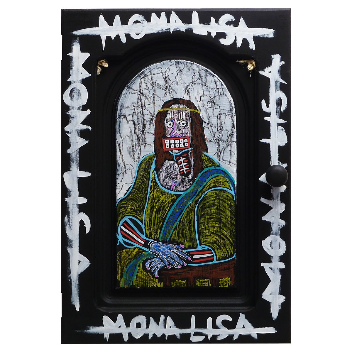 MONA LISA - Frank Willems