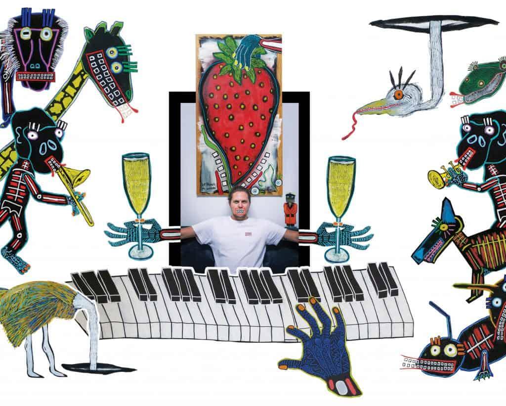Frank Willems, kunstenaar - artist, Den Bosch