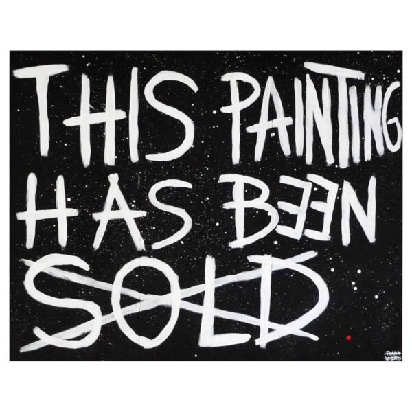 SOLD - Frank Willems