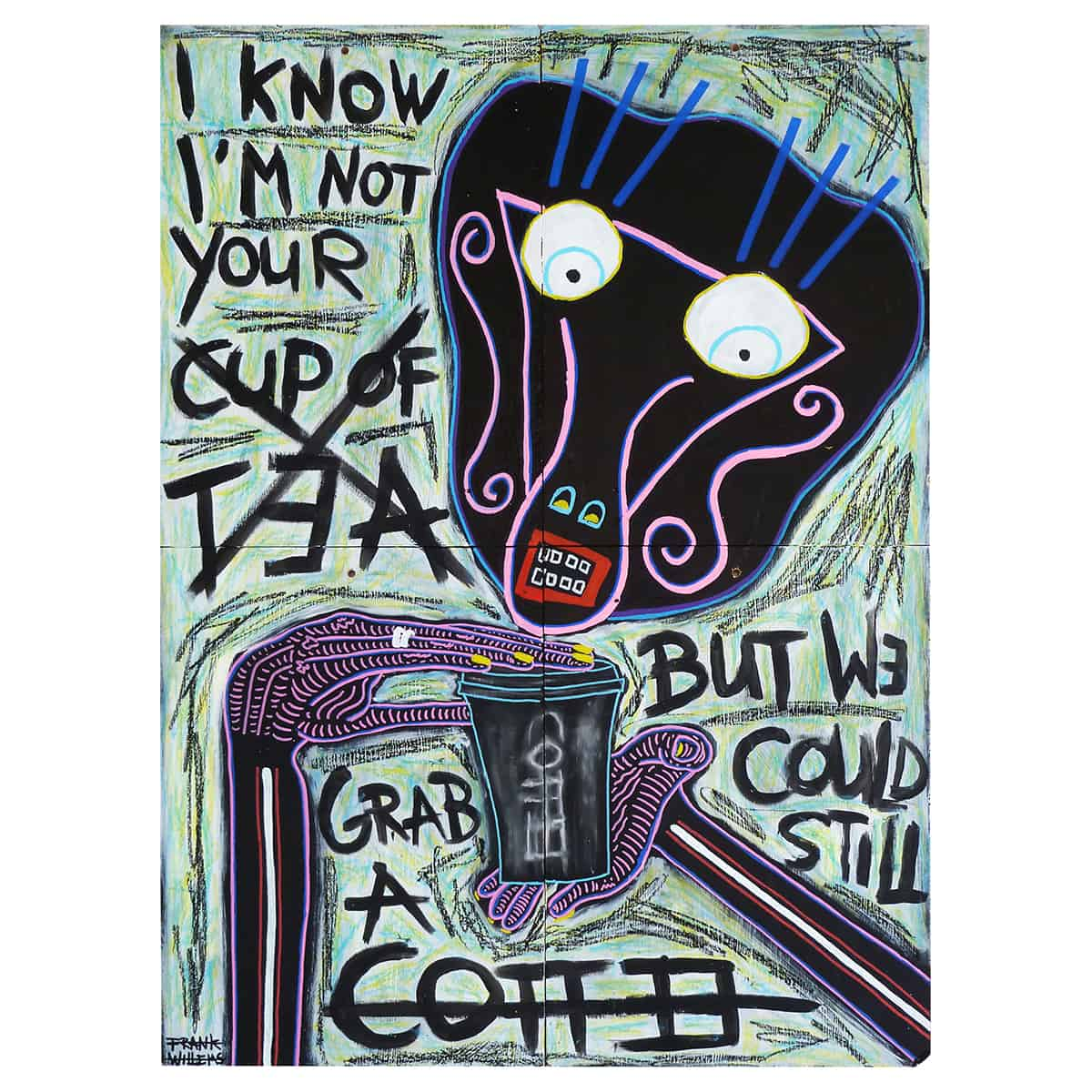 CUP OF TEA - Frank Willems