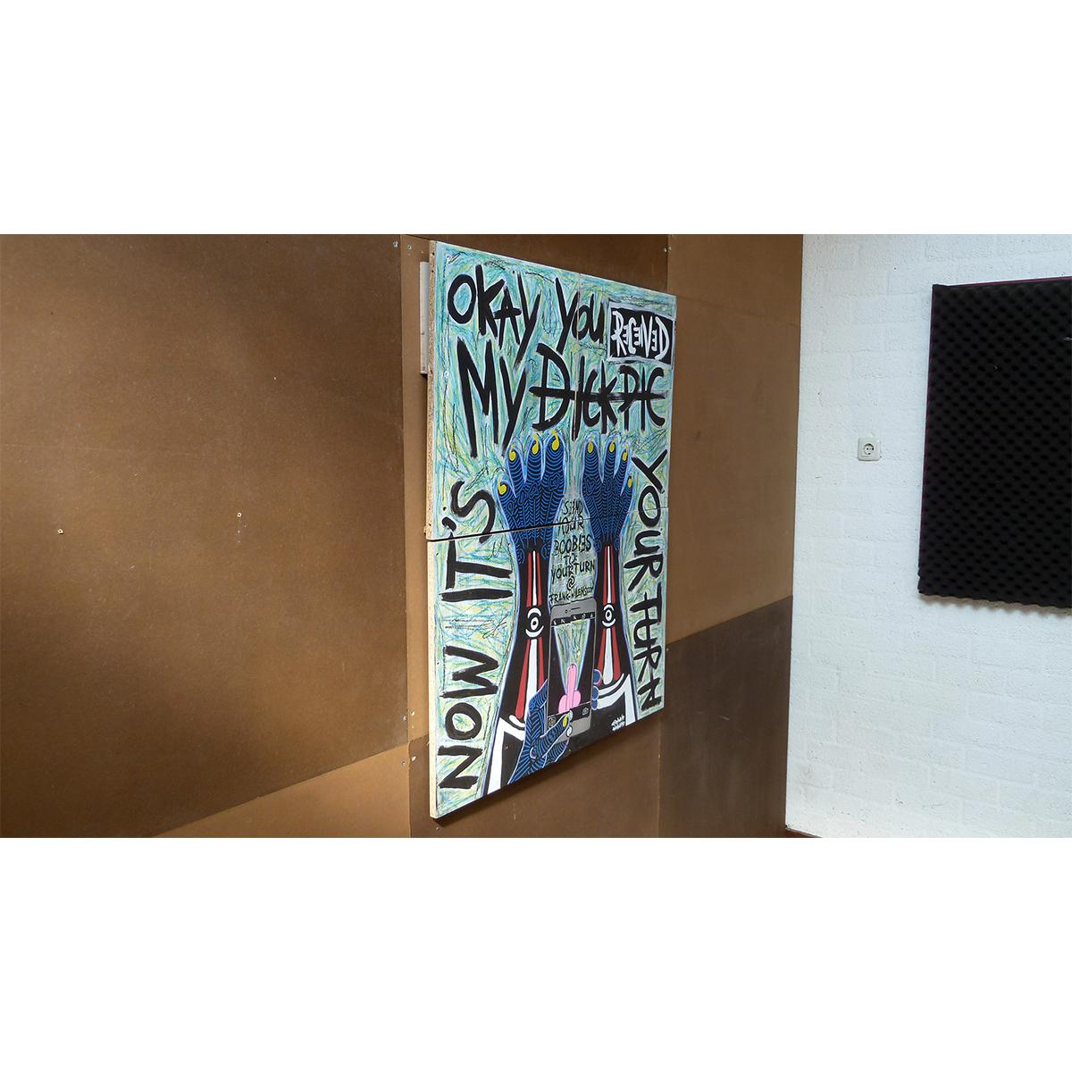 DICKPIC 01 - Frank Willems