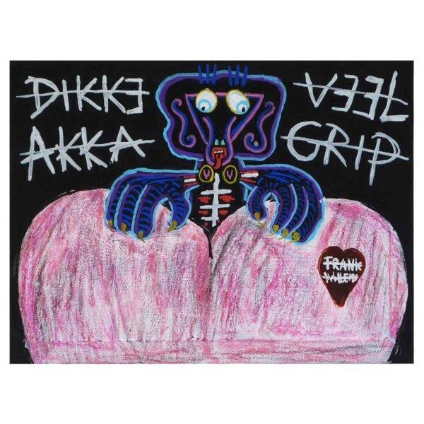 DIKKE AKKA VEEL GRIP - Frank Willems