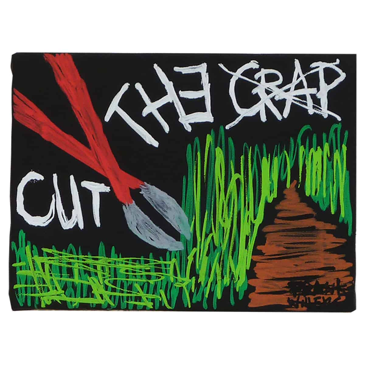 INSTA SESSION #01 - CUT THE CRAP - Frank Willems