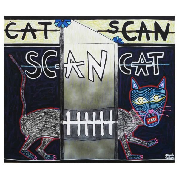 CAT SCAN, SCAN CAT - Frank Willems