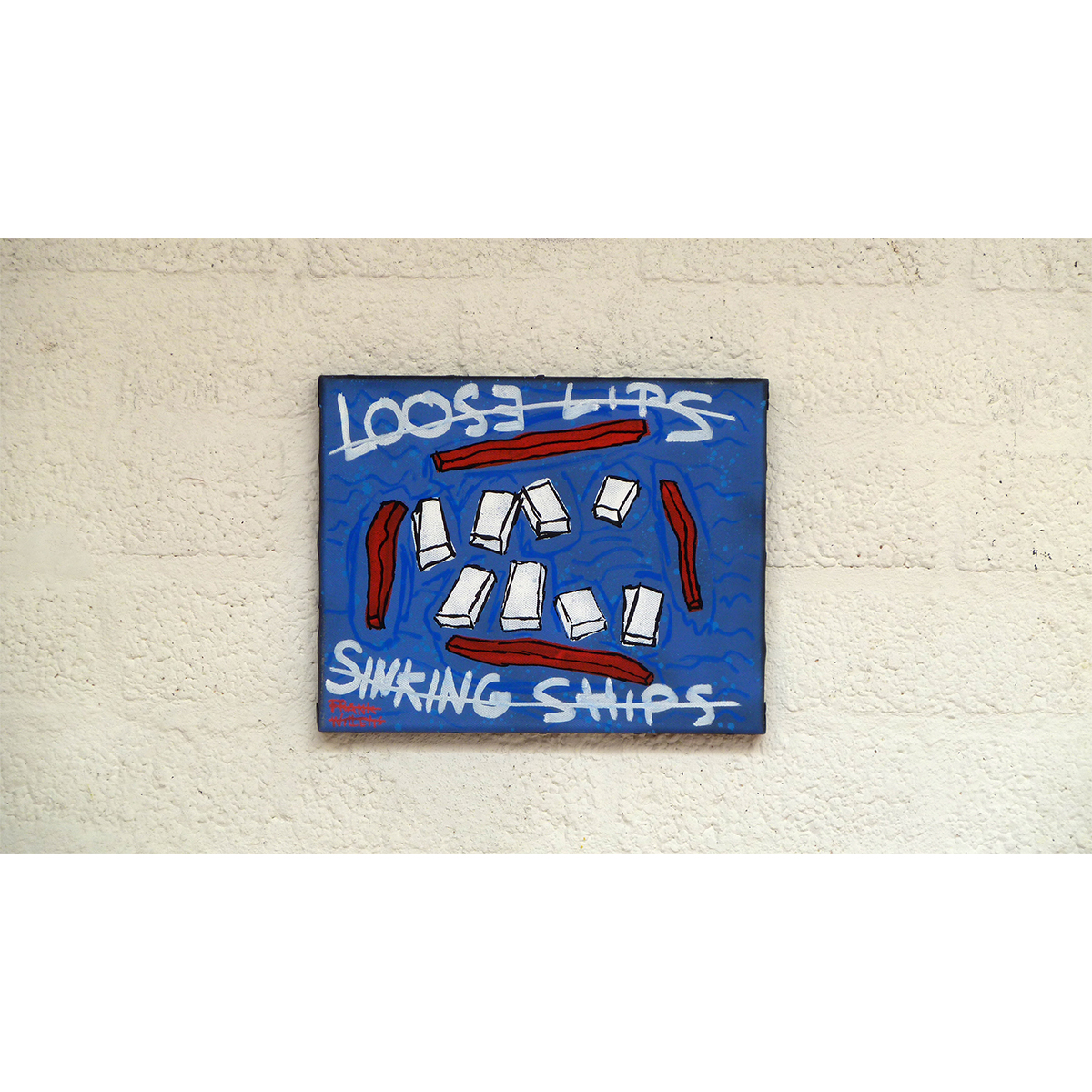LOOSE LIPS, SINKING SHIPS 02 - Frank Willems