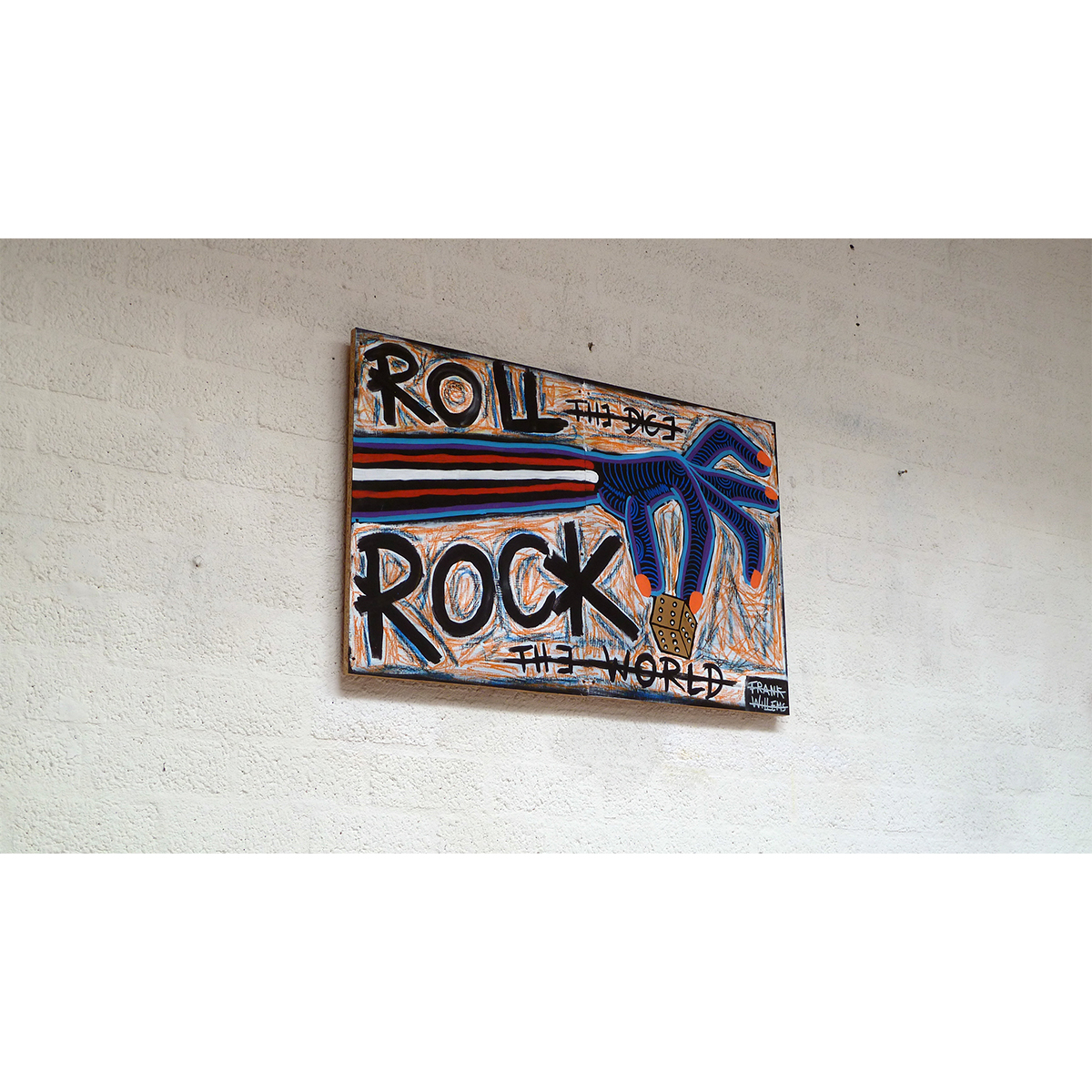 ROLL AND ROCK 01 - Frank Willems