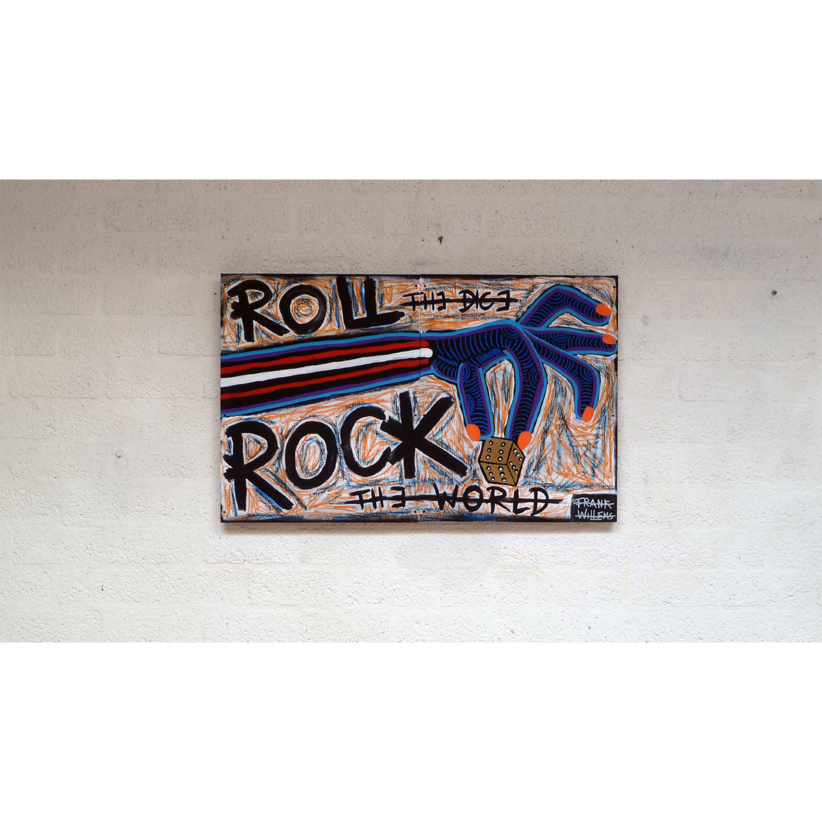 ROLL AND ROCK 02 - Frank Willems
