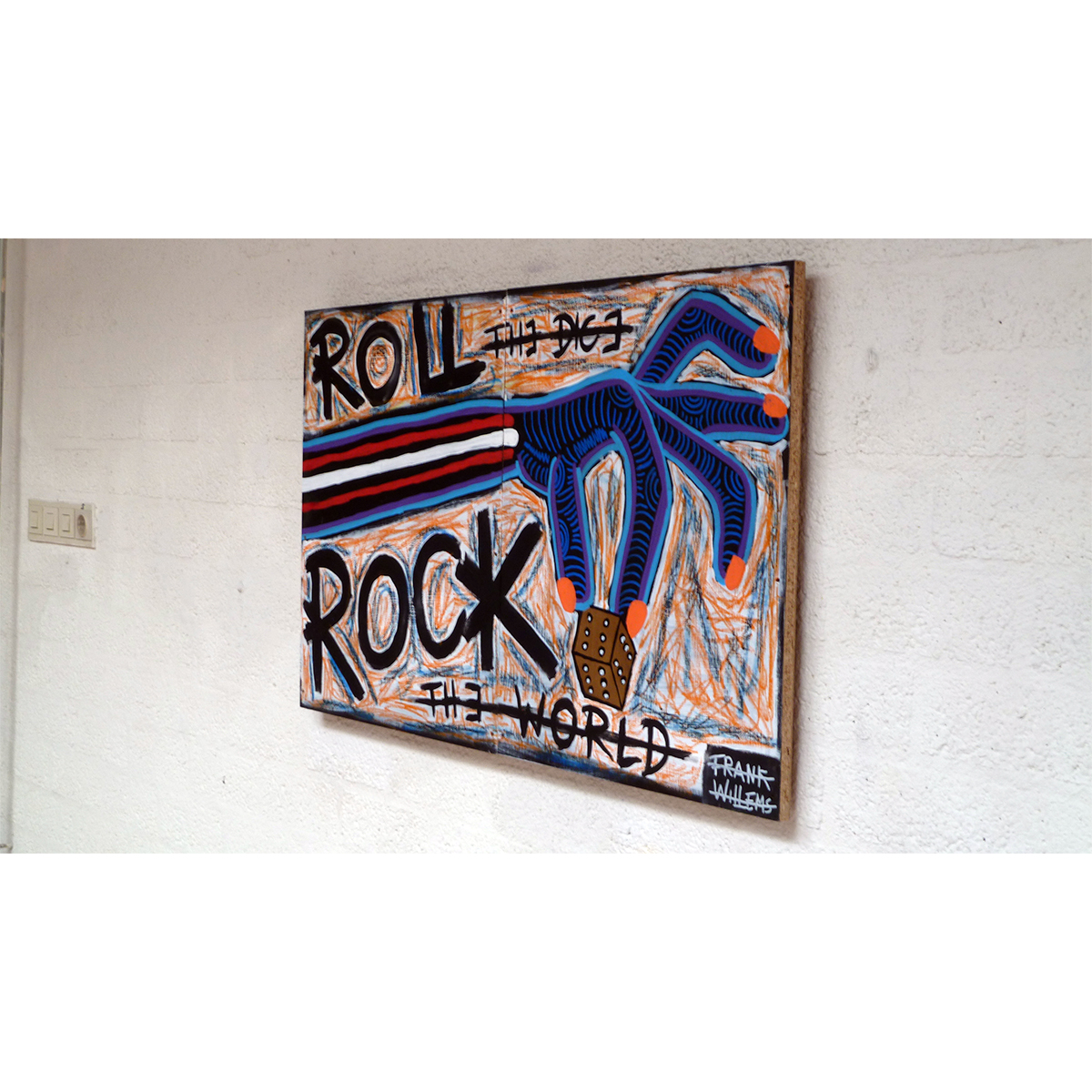 ROLL AND ROCK 03 - Frank Willems