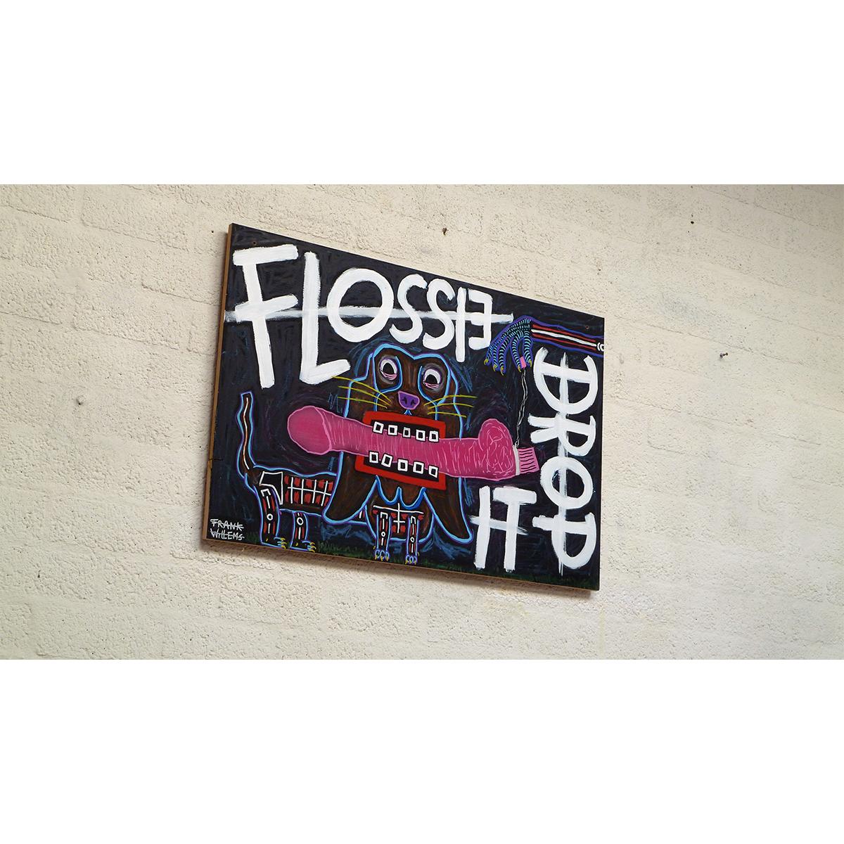 FLOSSIE, DROP IT! 01 - Frank Willems