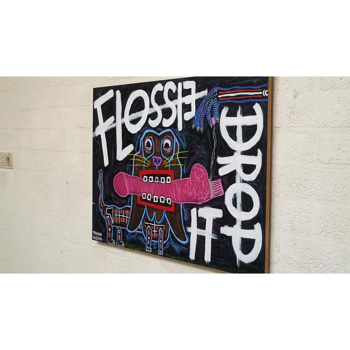 FLOSSIE, DROP IT! 03 - Frank Willems