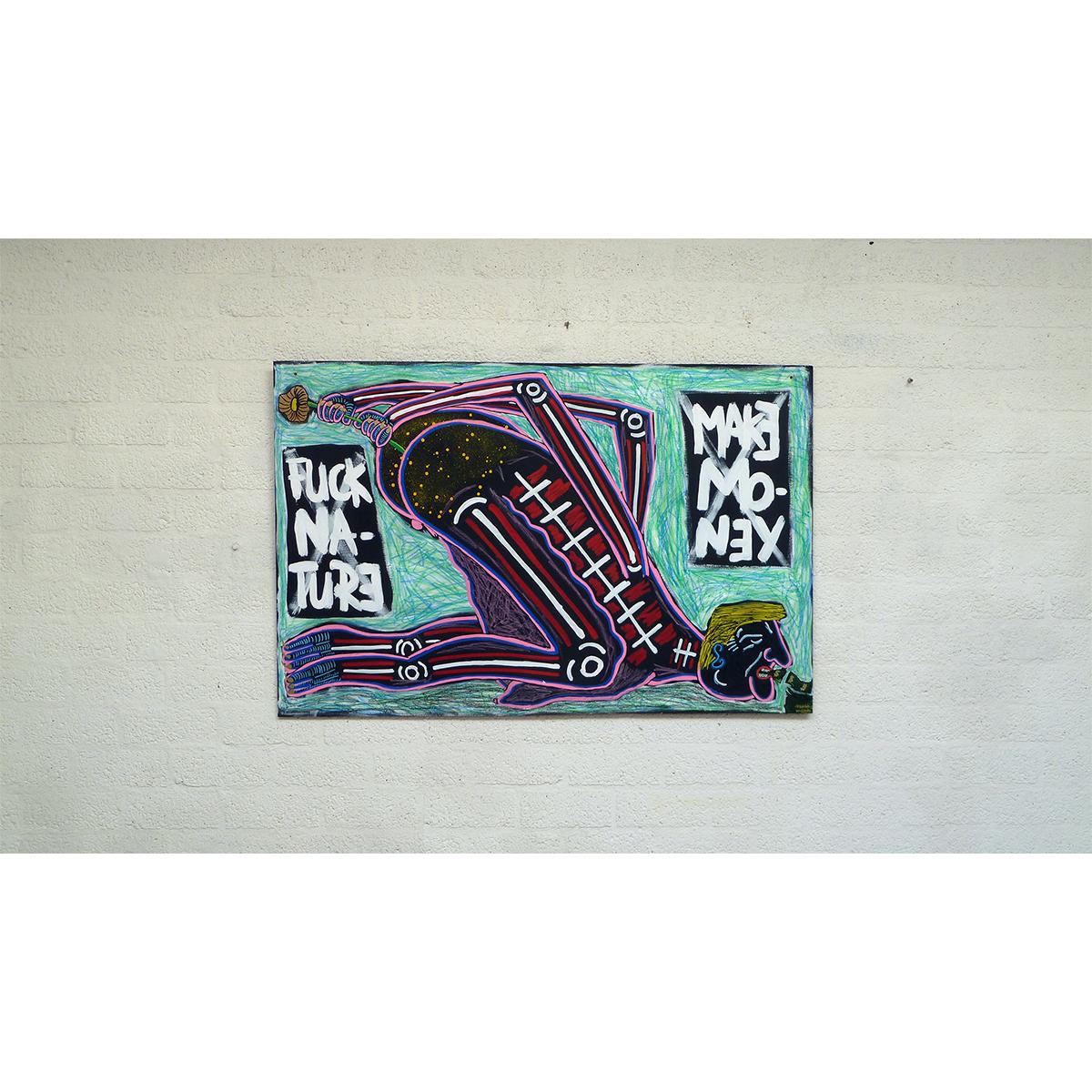 FUCK NATURE, MAKE MONEY 02 - Frank Willems