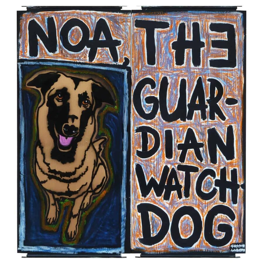 THE GUARDIAN WATCHDOG - Frank Willems