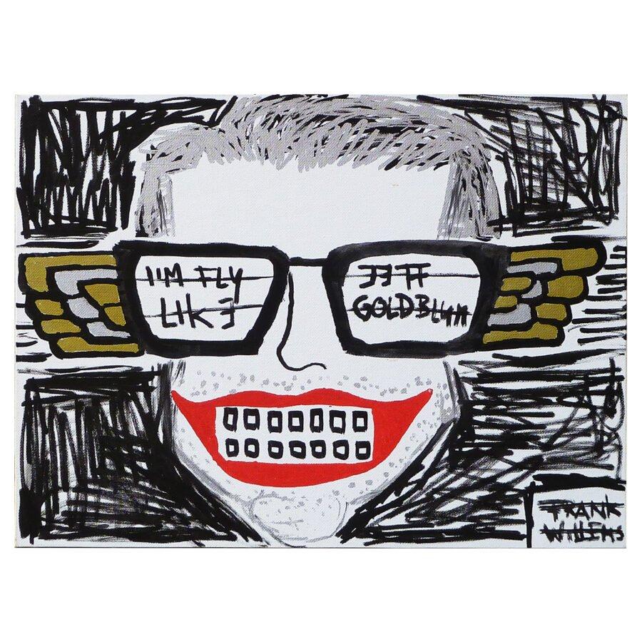 I'M FLY LIKE JEFF GOLDBLUM - Frank Willems
