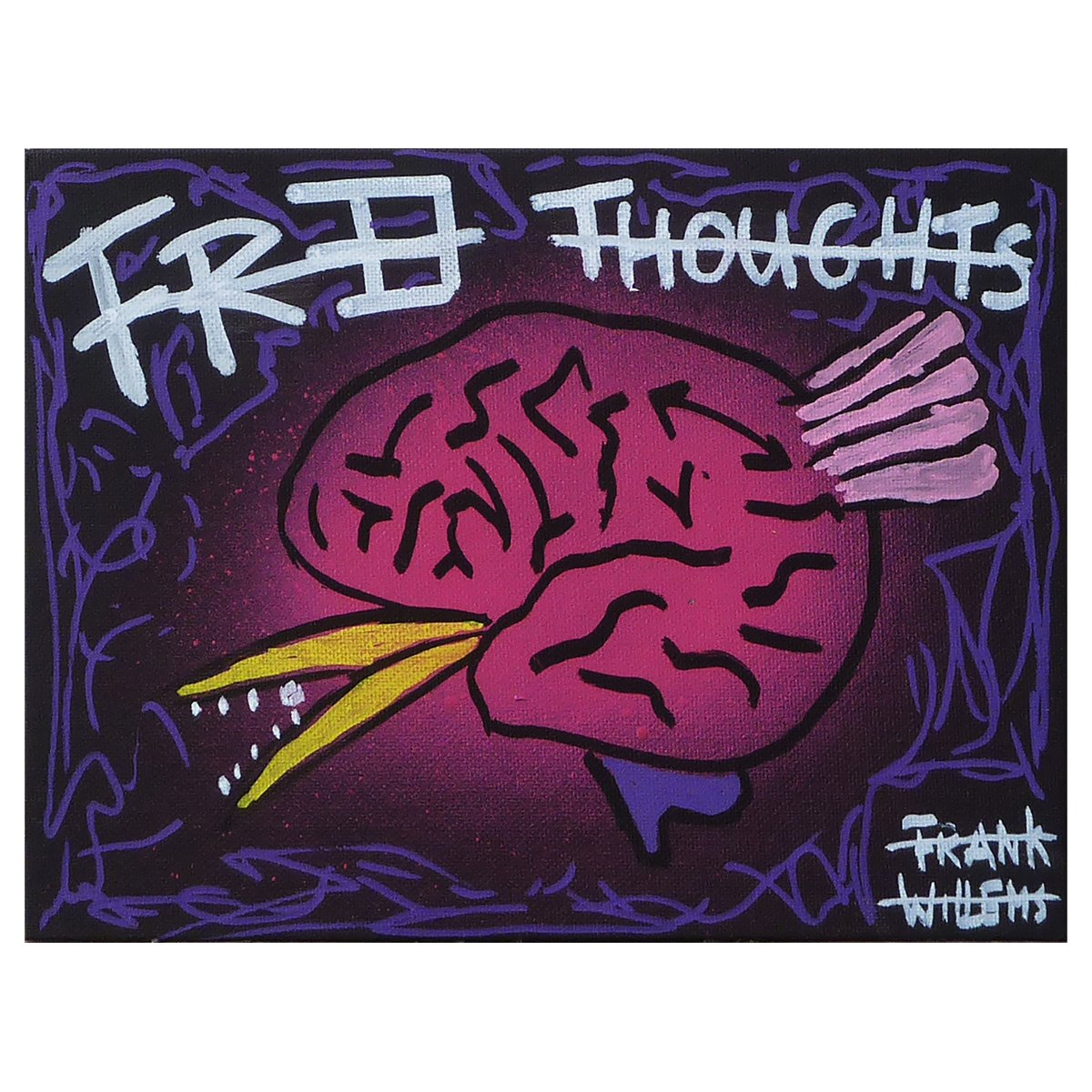 FREE THOUGHTS - Frank Willems