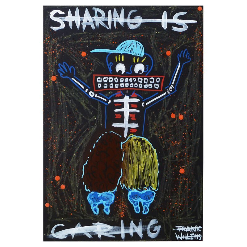 08. SHARING = CARING - Frank Willems