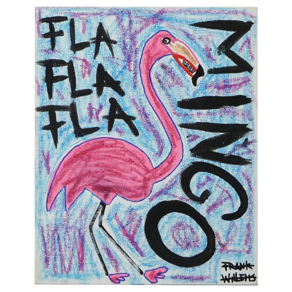 FLA FLA FLAMINGO - Frank Willems