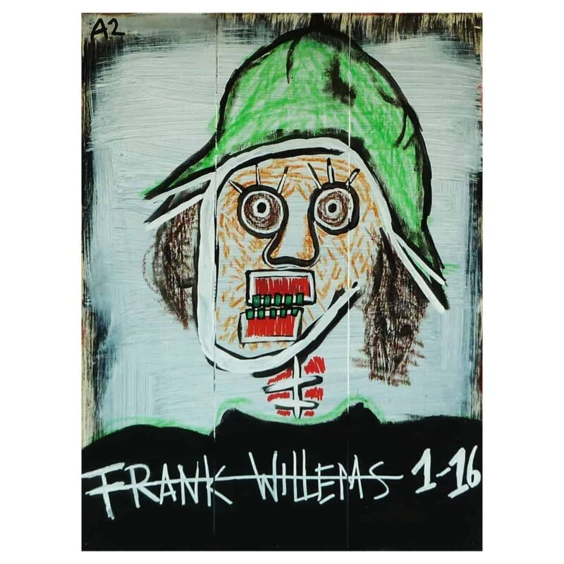 JÉBÉ A2 - Frank Willems