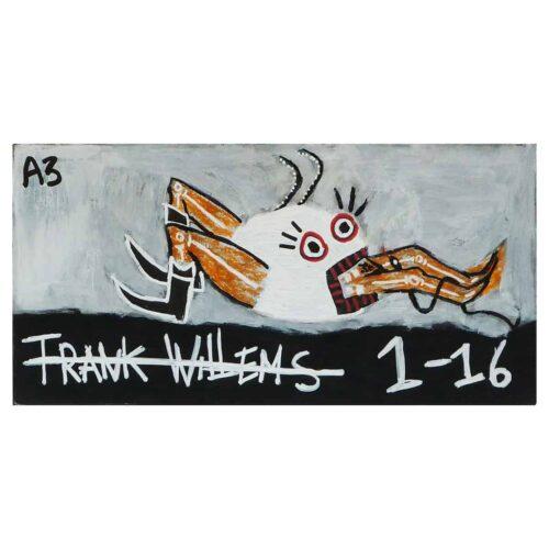 JÉBÉ A3 - Frank Willems