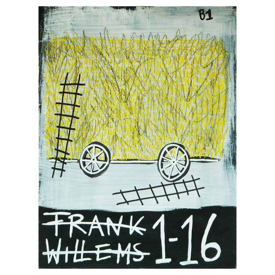 JÉBÉ B1 - Frank Willems
