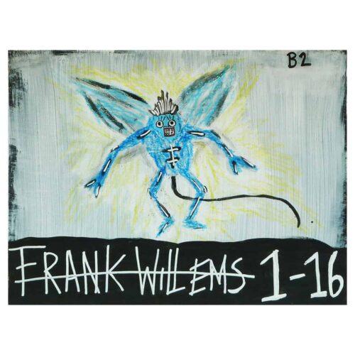 JÉBÉ B2 - Frank Willems