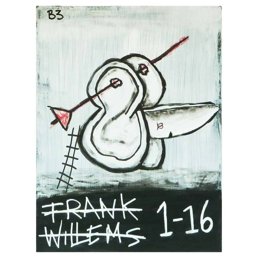 JÉBÉ B3 - Frank Willems