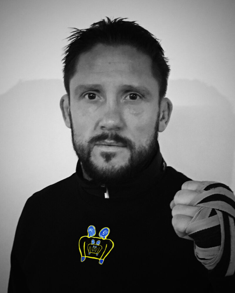 Andy 'Souwerpower' Souwer, twee keer K-1 World MAX champion en vier keer Shootboxing World tournament champion
