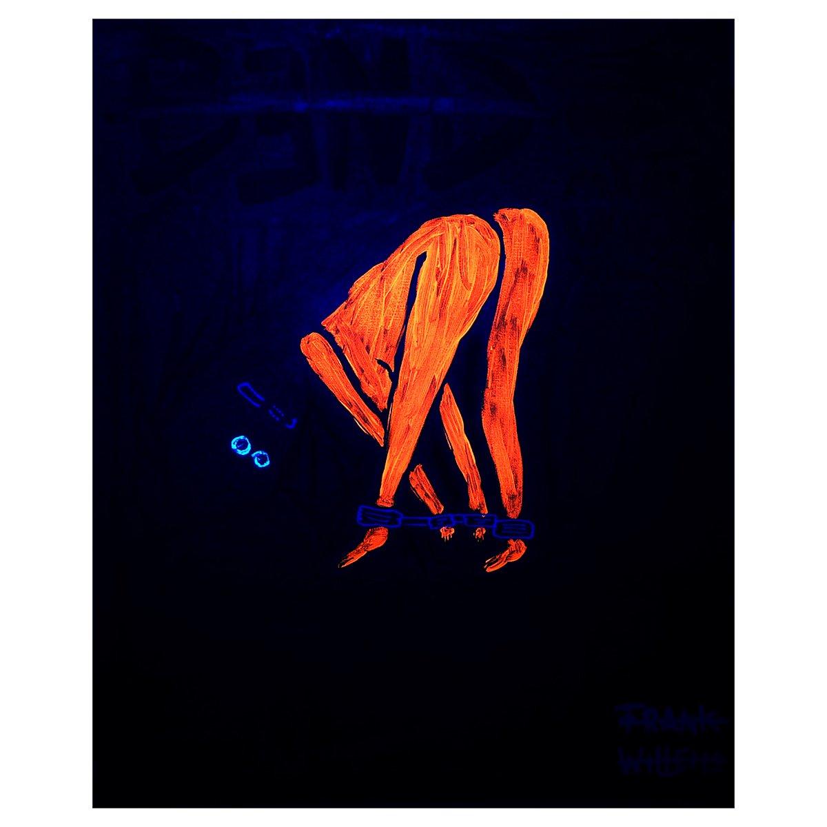 BDSM BEND OVER (donker) - Frank Willems