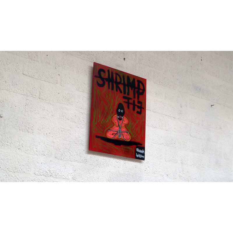 BDSM SHRIMP TIE 02 - Frank Willems