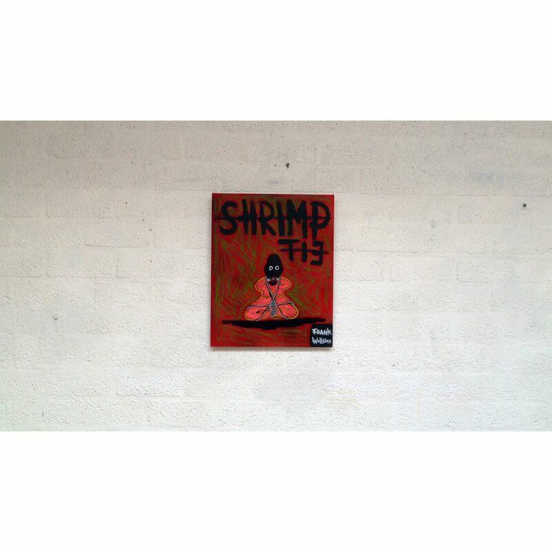 BDSM SHRIMP TIE 03 - Frank Willems