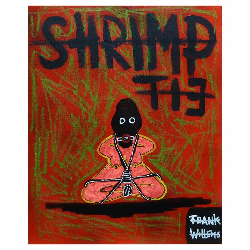 BDSM SHRIMP TIE (licht) - Frank Willems