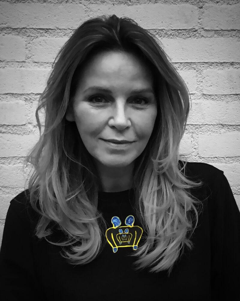 Esther Verhoef, schrijfster van o.a. LABYRINT en Façade