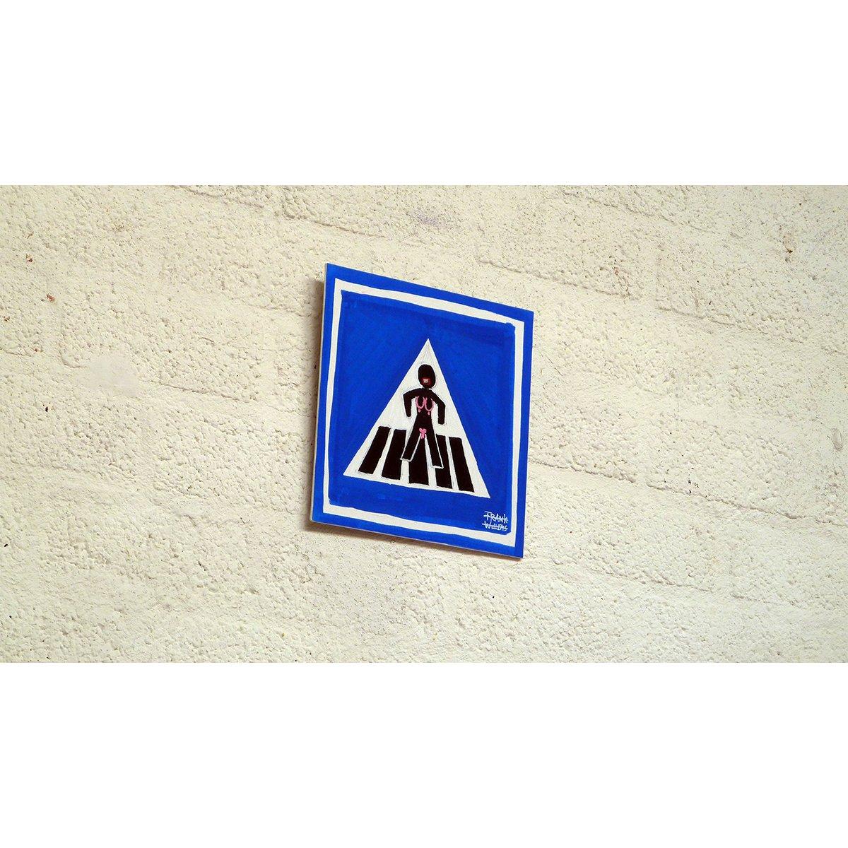 GENDER NEUTRAL ROAD SIGNS 02 - Frank Willems