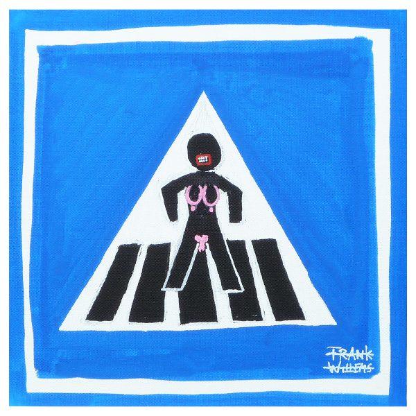 GENDER NEUTRAL ROAD SIGNS - Frank Willems