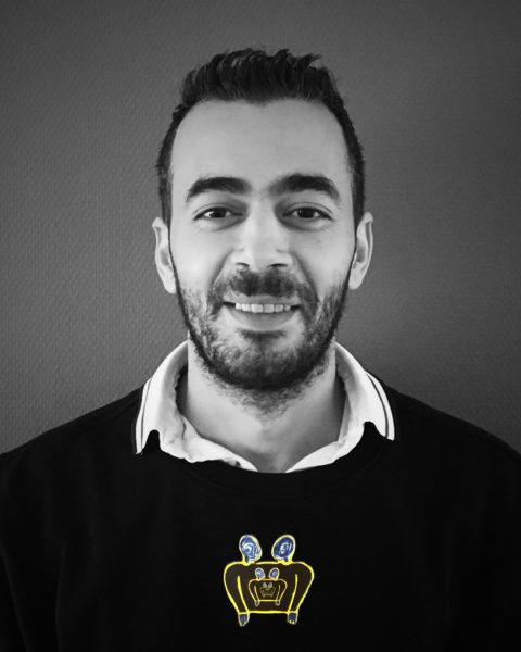 M'hammed Akrim, ervaringsdeskundige bij Maatschappelijke Opvang Den Bosch