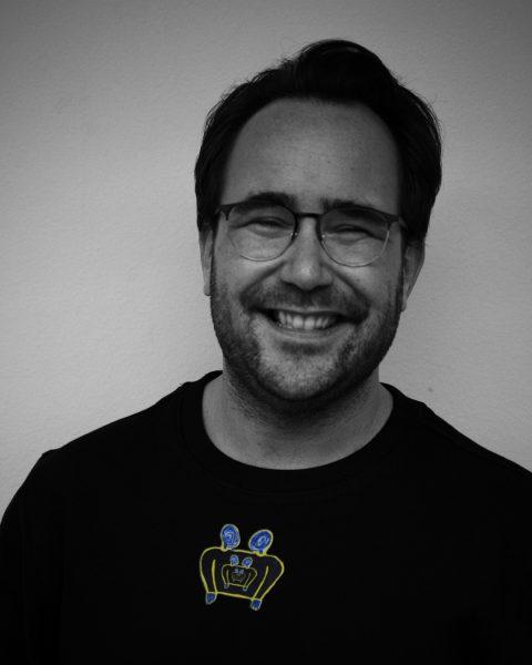 Roel van der Krabben, oprichter en commercieel directeur van Manify