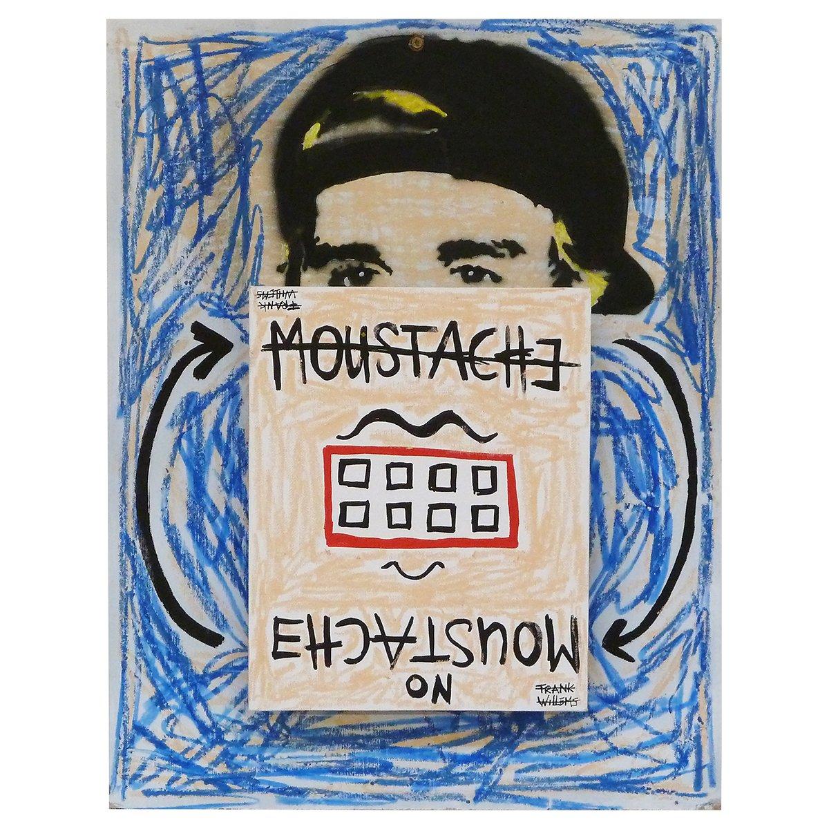 (NO) MOUSTACHE 01 - Frank Willems
