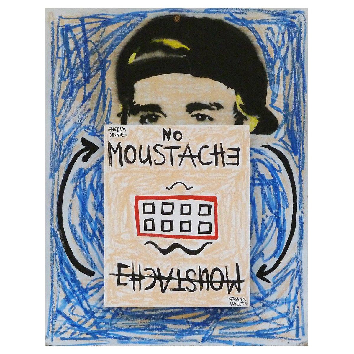 (NO) MOUSTACHE - Frank Willems 02