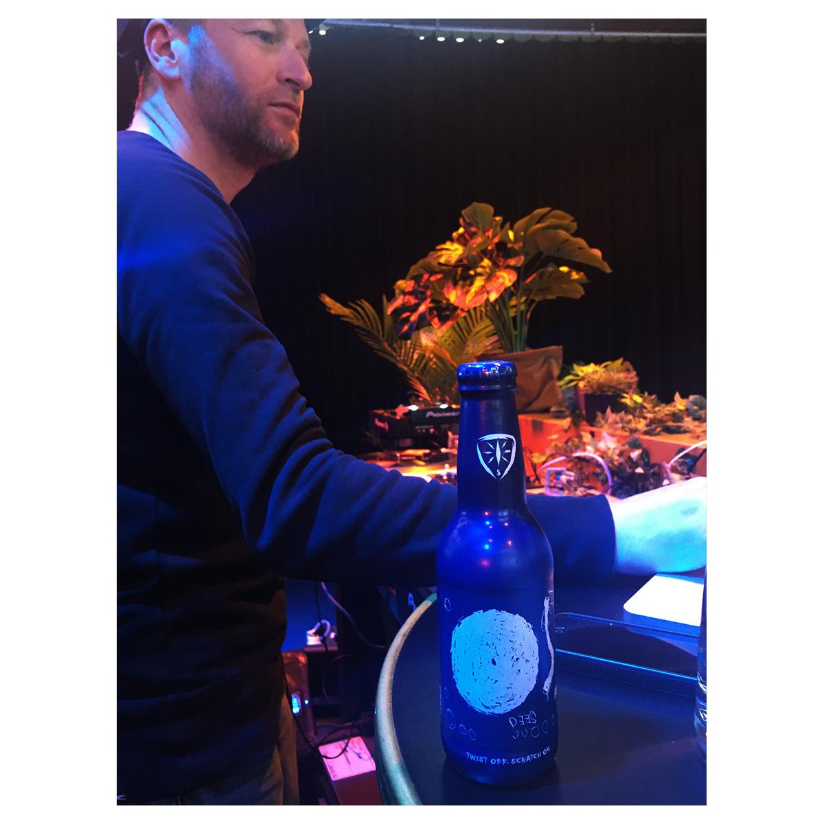 BAVARIA – TWIST OFF. SCRATCH ON. - DJ DEES - Frank Willems